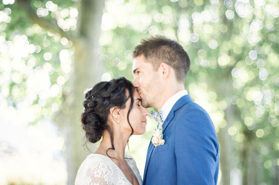 Mariage de L&A aux Domaine des Saint Péres